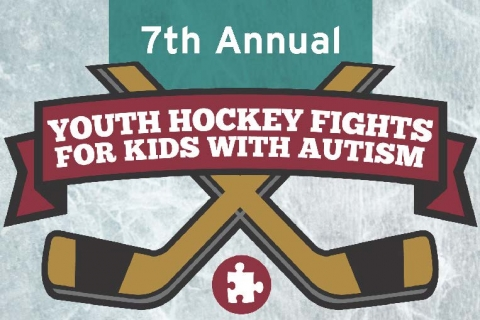 Click here to read the full article on 7th Annual Youth Hockey Fights for Kids with Autism