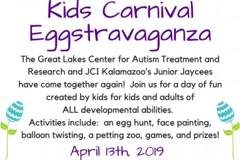 Click here to read the full article on 3rd Annual Kid's Carnival Eggstravaganza